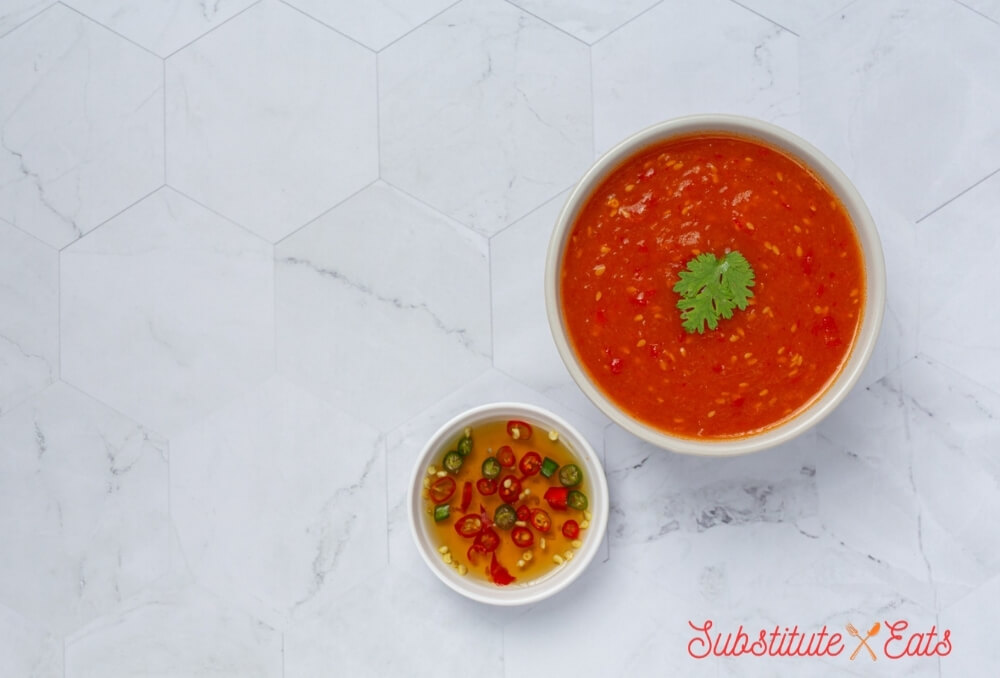 cayenne pepper substitute - Frank's Red-hot Sauce