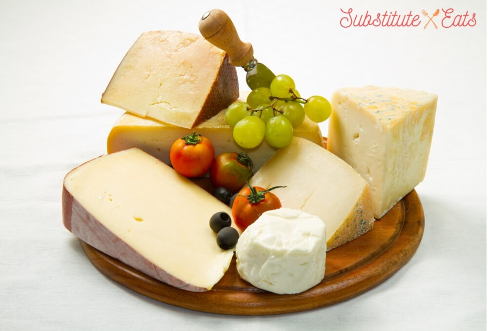 emmental cheese substitute - Fontina Cheese