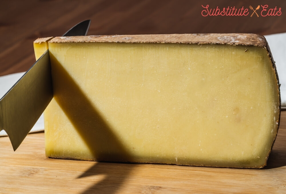 emmental cheese substitute - French Comte Cheese