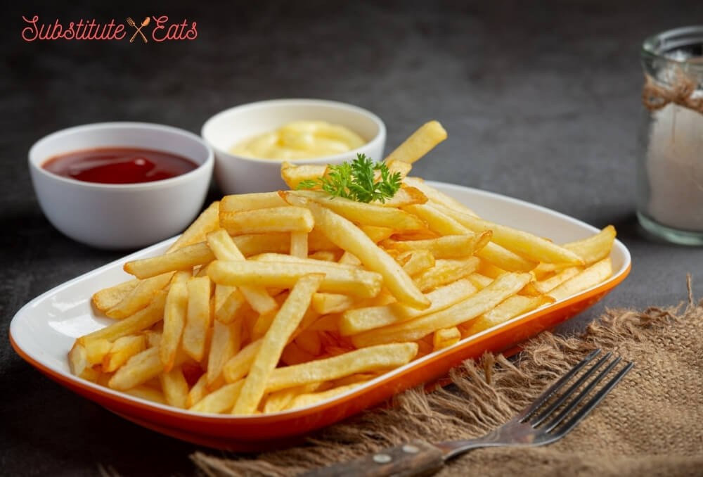 microwave french fries