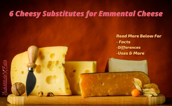 emmental cheese substitute