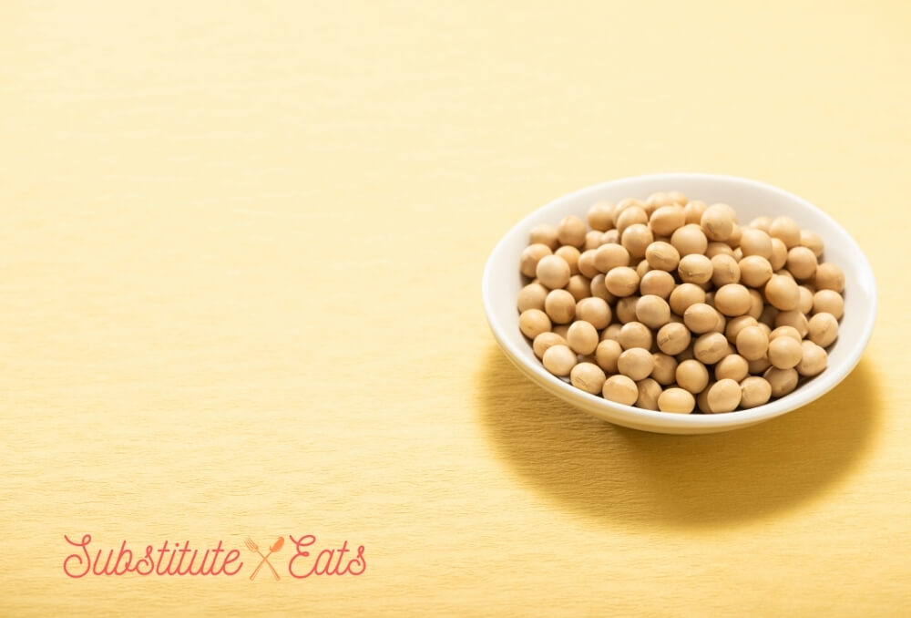 Chickpeas Substitute - Soy Beans