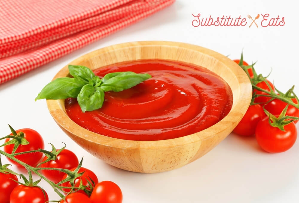 Sun-Dried Tomatoes Substitute - Tomatoes Puree