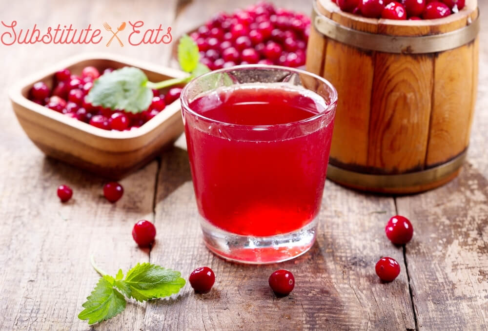 Pomegranate Molasses Substitute - Cranberry Juice or Concentrate