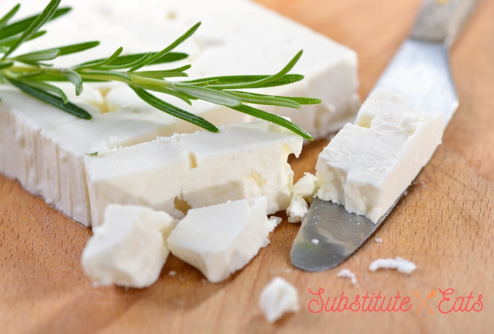 Cotija Cheese Substitute - Feta Cheese