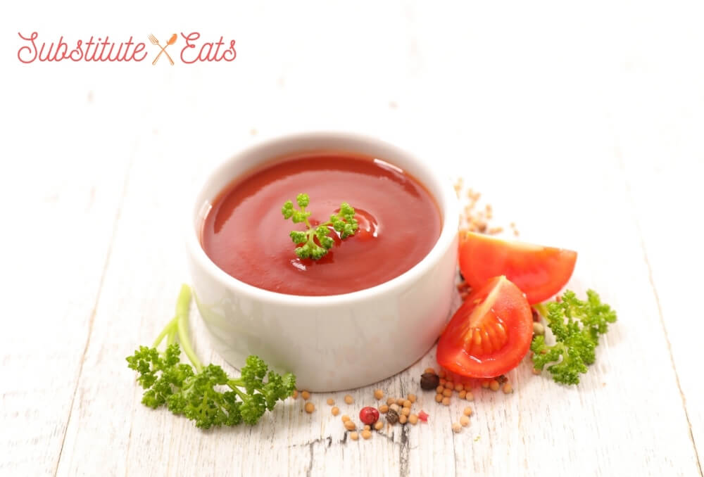 Sun-Dried Tomatoes Substitute - Tomatoes Sauce
