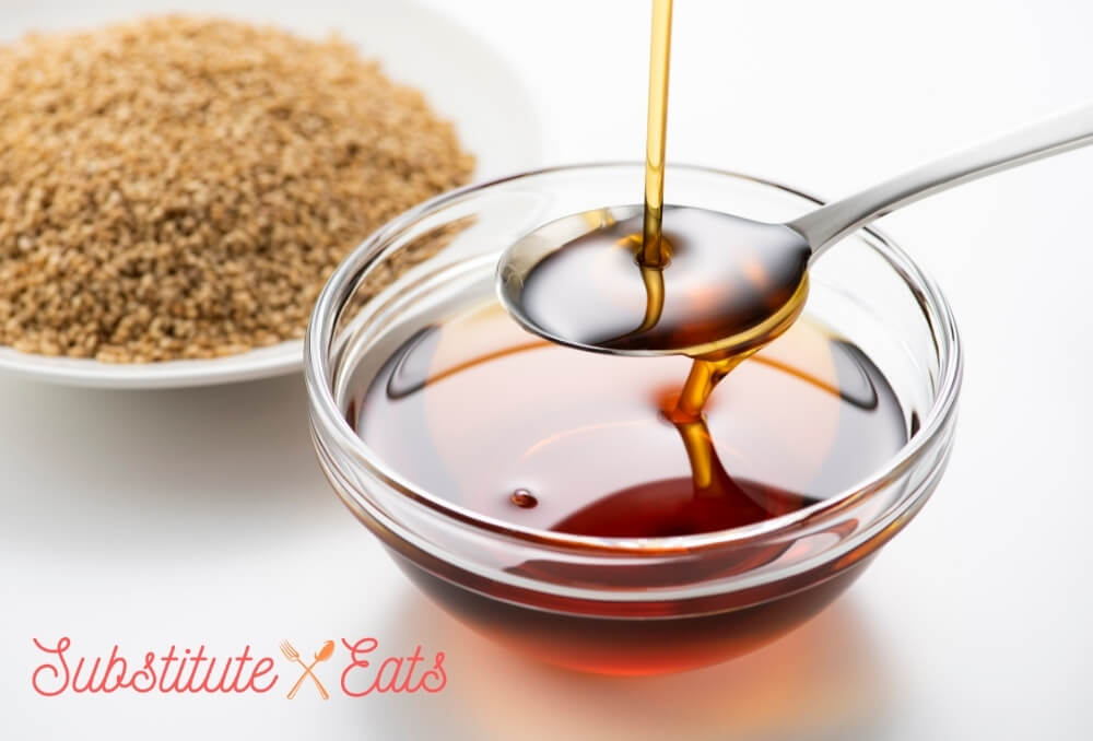 Bacon Grease Substitute - Sesame Oil