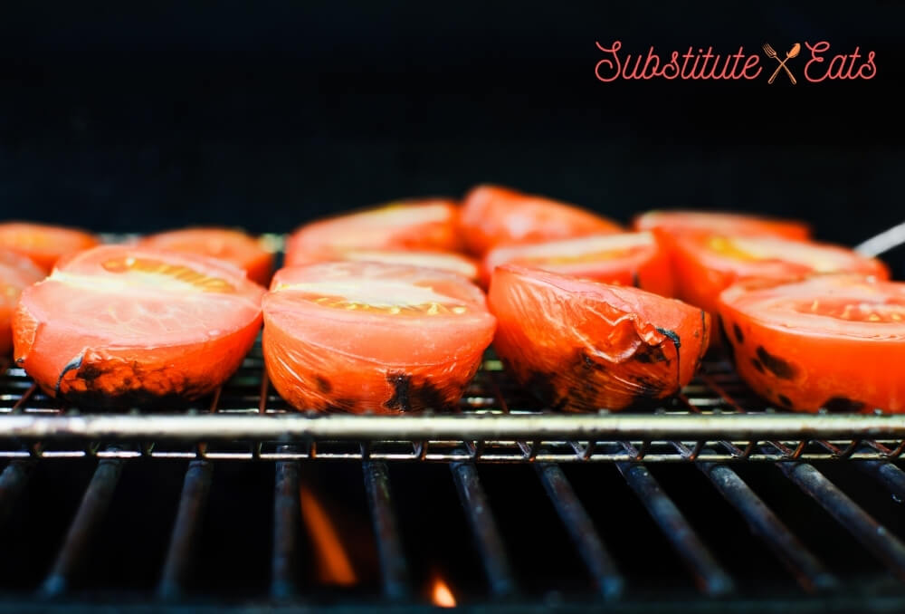 Sun-Dried Tomatoes Substitute - Diced Fire Roasted Tomatoes