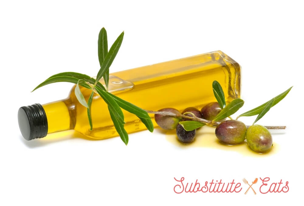 Bacon Grease Substitute - Olive Oil