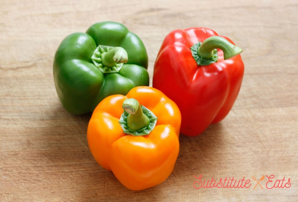 Green Chilies Substitute - Pell Peppers