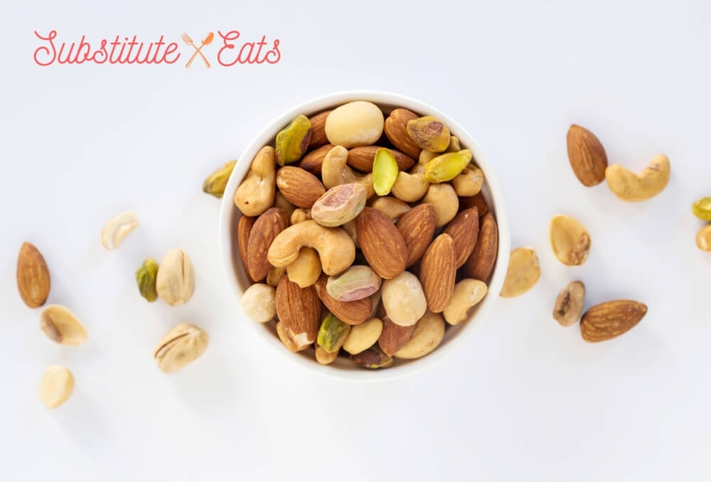 Beans in Chilli Substitute - Nuts
