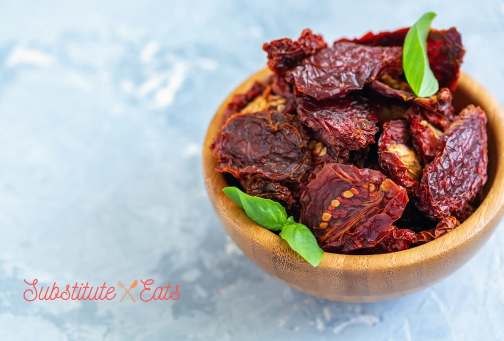 Sun-Dried Tomatoes Substitute - Homemade Sun-Dried Tomatoes