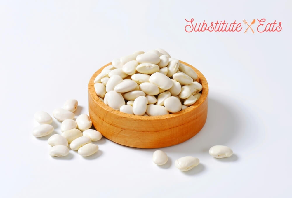 Chickpeas Substitute - Butter Beans