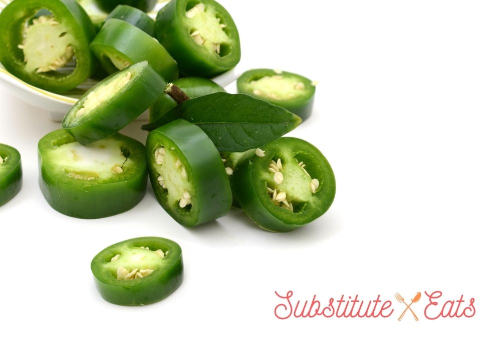 Cubanelle Peppers Substitutes - Jalapenos