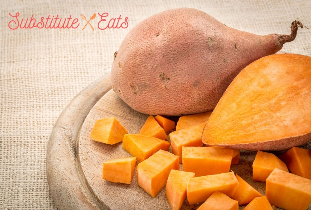 Carrots Substitutes - Sweet Potatoes